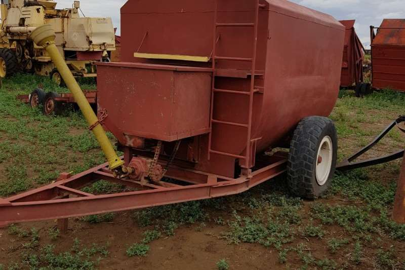 Voermenger Feed mixers