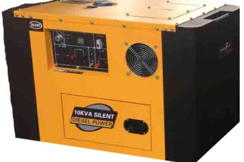 MTP12000DGS A Generator
