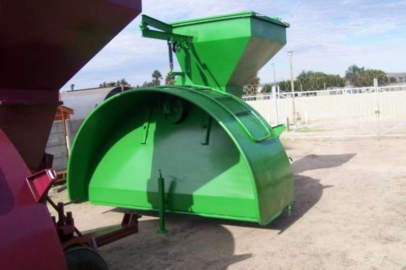Graanland Silobag Bagger - Inlaaimasjien Grain Handling Equipment