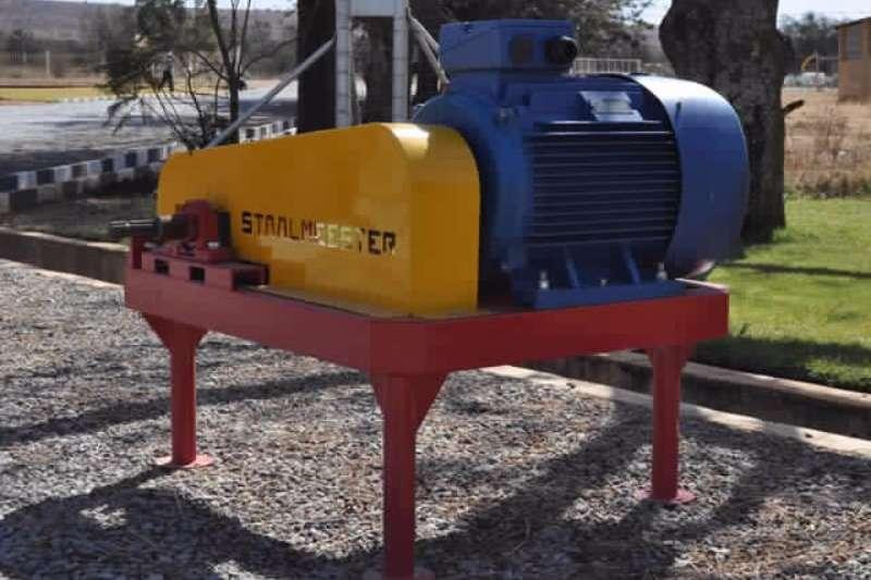 Staalmeester Staalmeester Electric PTO Tractor Hammer mills