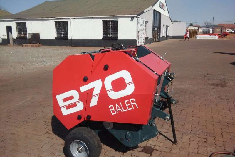Hay and Forage Balers B70 Baler 2016