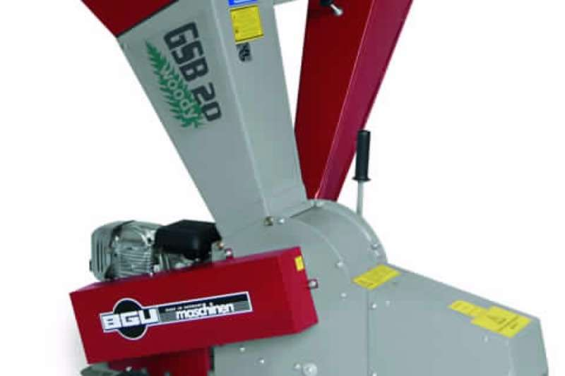 Balers BGU Shredders Hay and forage