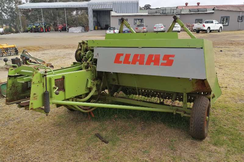 Claas Balers CLAAS Markant 65 Hay and forage