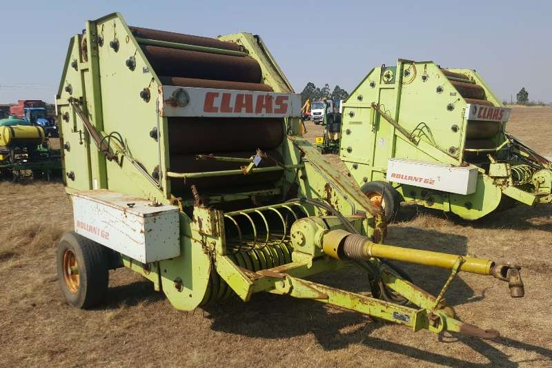 Claas Balers Claas Rollant 62 Hay and forage