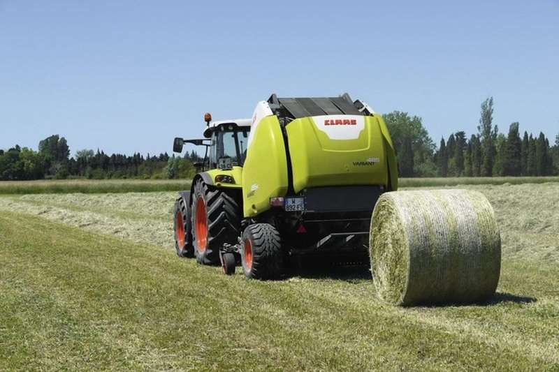 Claas Other hay and forage Claas baal net, Hay and forage