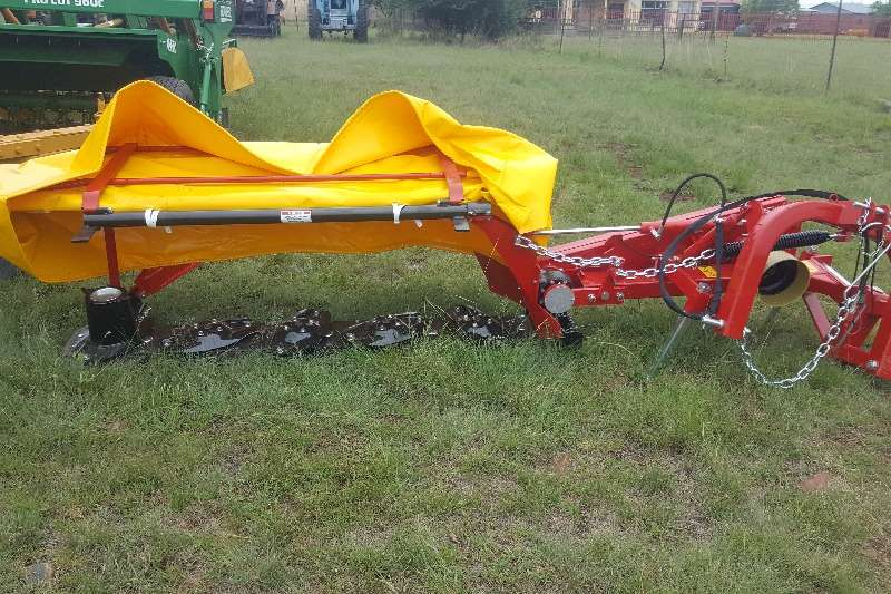 Disc mowers Bellon 5 disc mowers Hay and forage