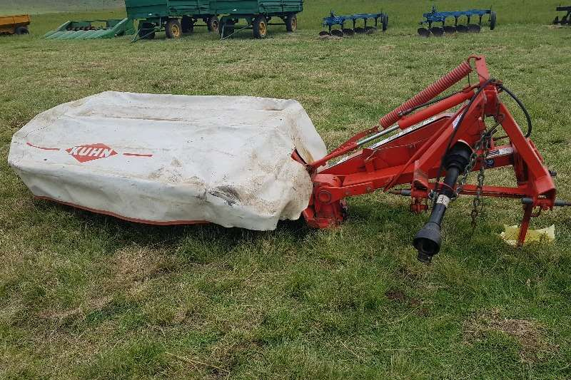 Disc mowers Kuhn GMD 500 5 tol snyer Hay and forage