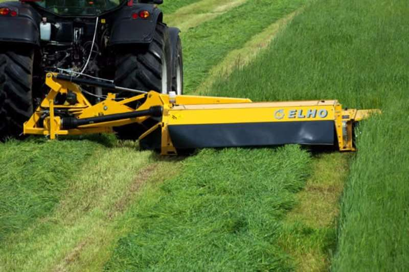 ELHO Mowers Mounted Mower Roller Conditioners Hay and forage
