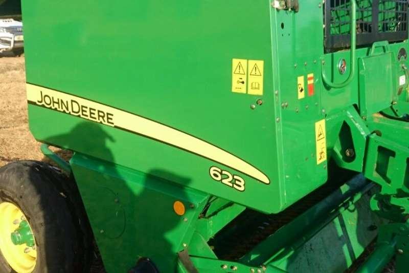John Deere Balers John Deere 623 Baler Hay and forage