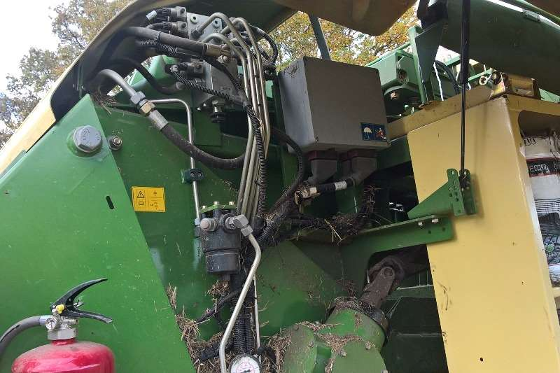 Krone Balers KRONE 1290 HDP Hay and forage