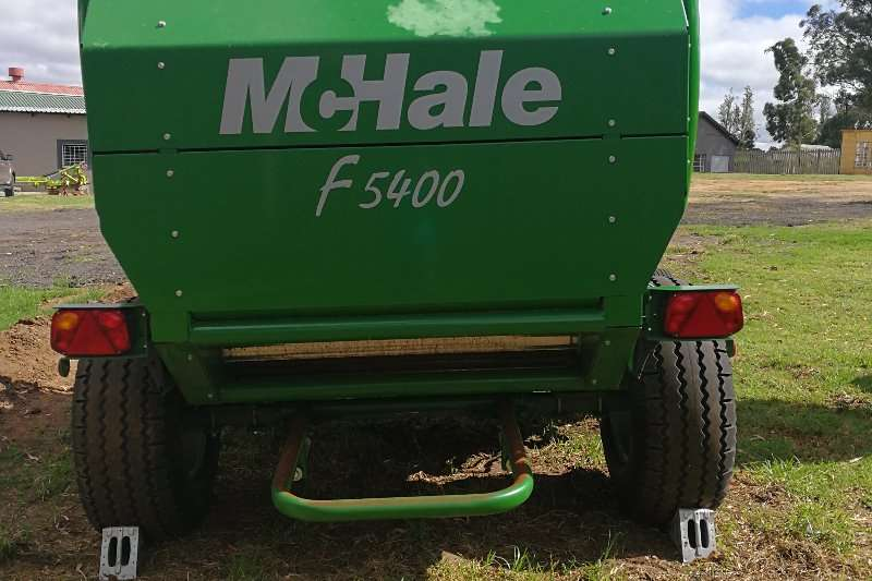 McHale 5400 Baler Hay and forage