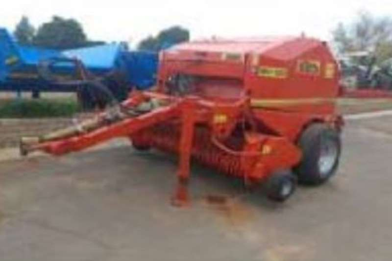 Morra Balers MRI 1200 Hay and forage