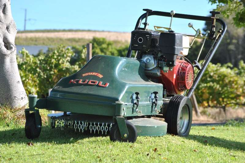 Hay and Forage Mowers Kudu Industrial Rotary Mower with Power Pro Engine 2017