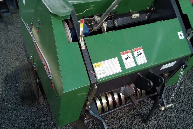 Other Balers New Ry Agri mini round baler Hay and forage