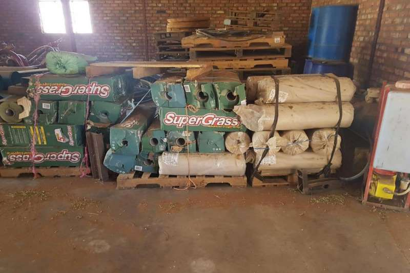 Other Balers Wrapper plastiek Hay and forage