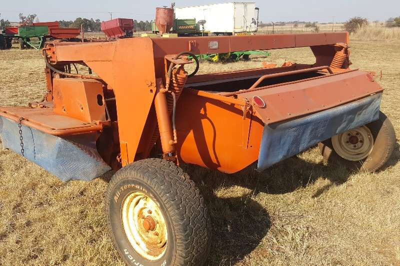 Other Disc mowers Sleep tiepe Kuhn 7 disc mower / tol snyer Hay and forage
