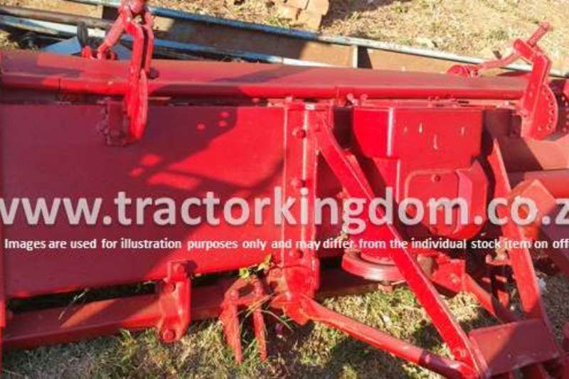 Hay and Forage Other Rakes 1.5m Rotovator 0