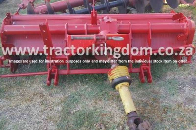 Hay and Forage Other Rakes 1.5m Rotovator (Like New) 0