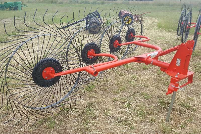 Other Rakes New 4 & 5 Tol Harke / Rakes Hay and forage
