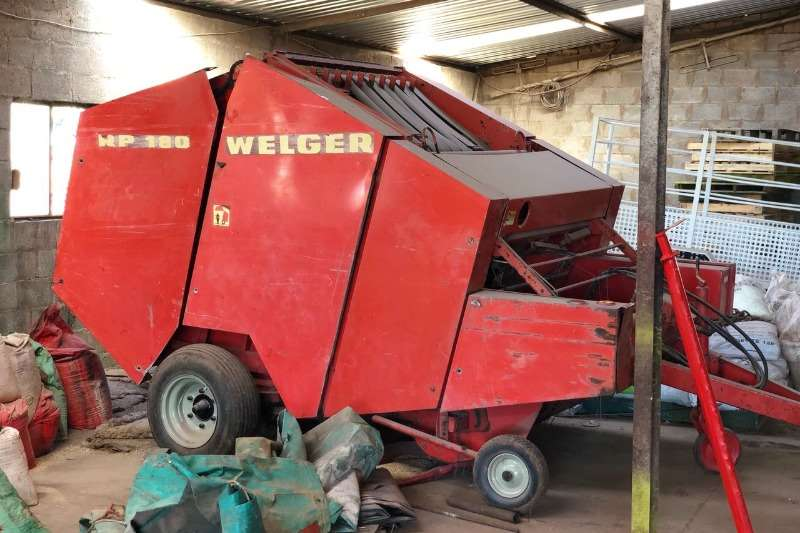 Welger Balers Welger RP 180 Hay and forage