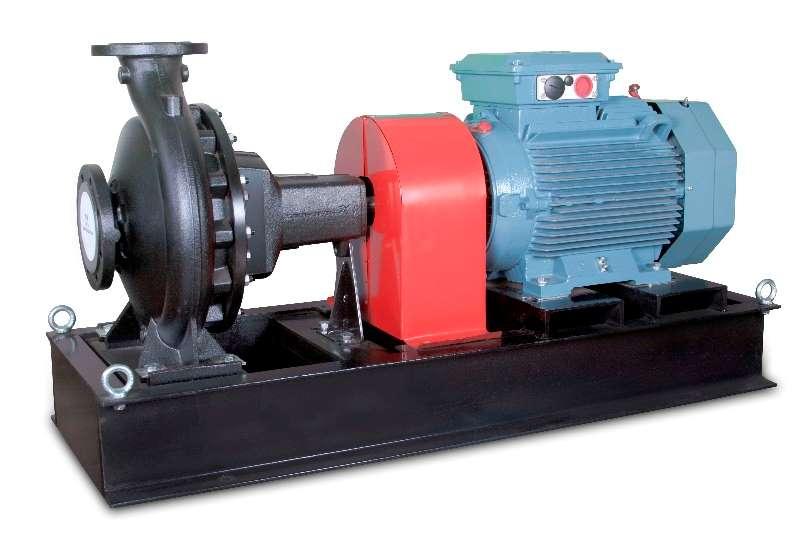GRUNDFOS PUMP AND ABB MOTOR NK 150 400/375 75KW Irrigation