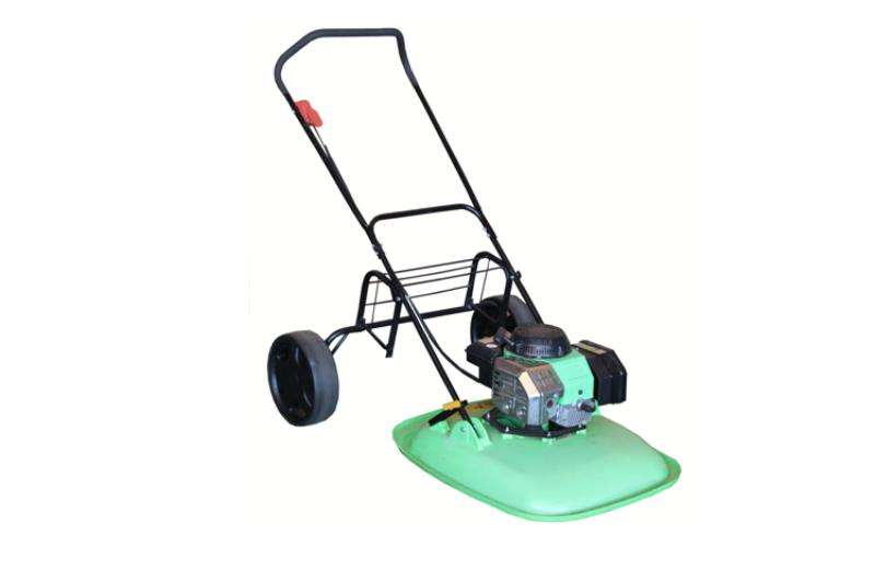 Hoover Mower with cart Lawn equipment