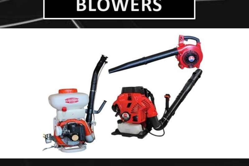 MARUYAMA BLOWERS Lawn equipment