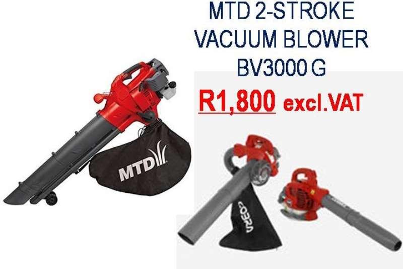 MTD BLOWERS Lawn equipment
