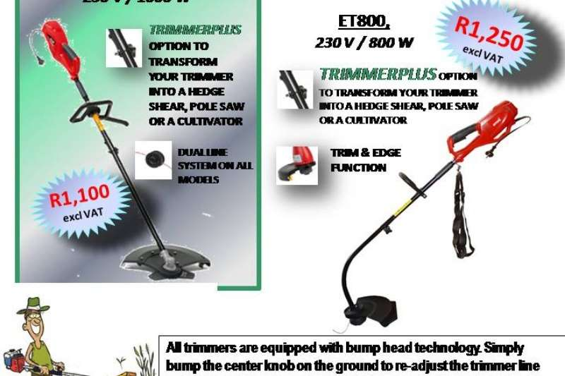 MTD ELECTRIC TRIMMERS Lawn equipment