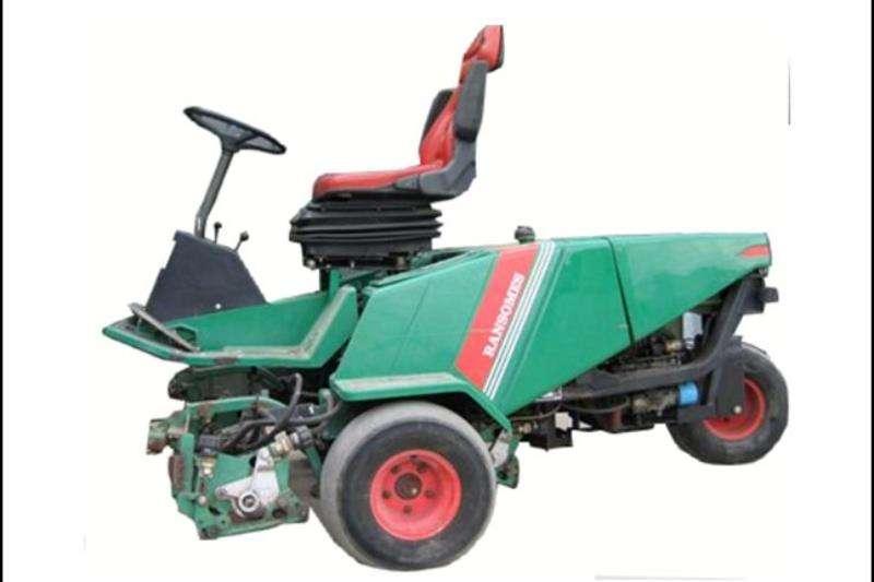 RANSOMES GREENS MOWER Lawn equipment