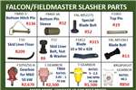Lawn Equipment Slashers, PTO's, Gearboxes and Slasher Parts 2017