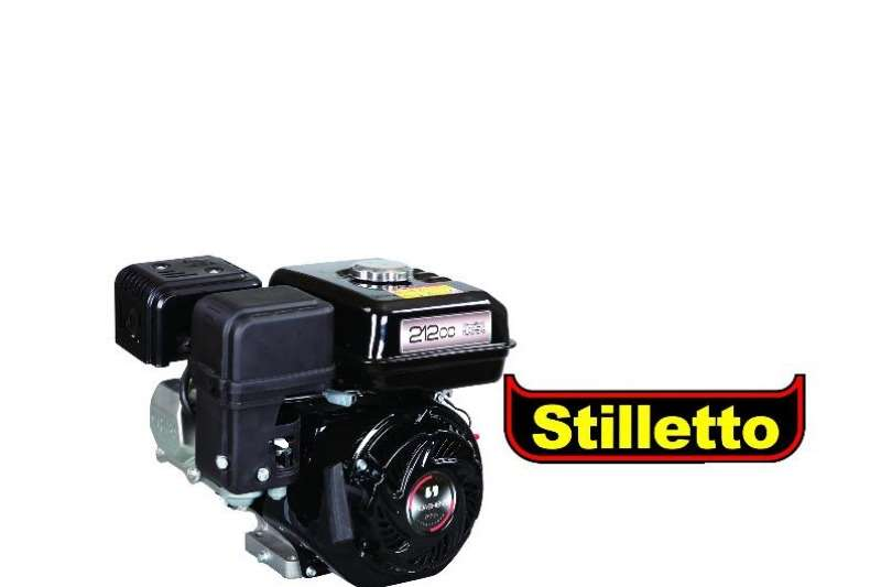 Stilletto 700H 4 Stroke Engine Lawn equipment