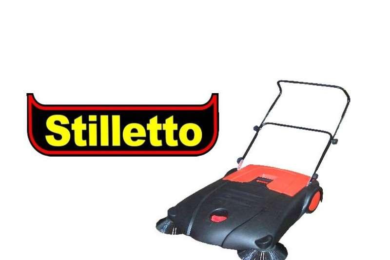 Stilletto Floor Sweeper Lawn equipment