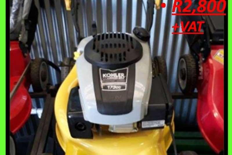 Lawn Equipment STILLETTO PETROL LAWNMOWER 0