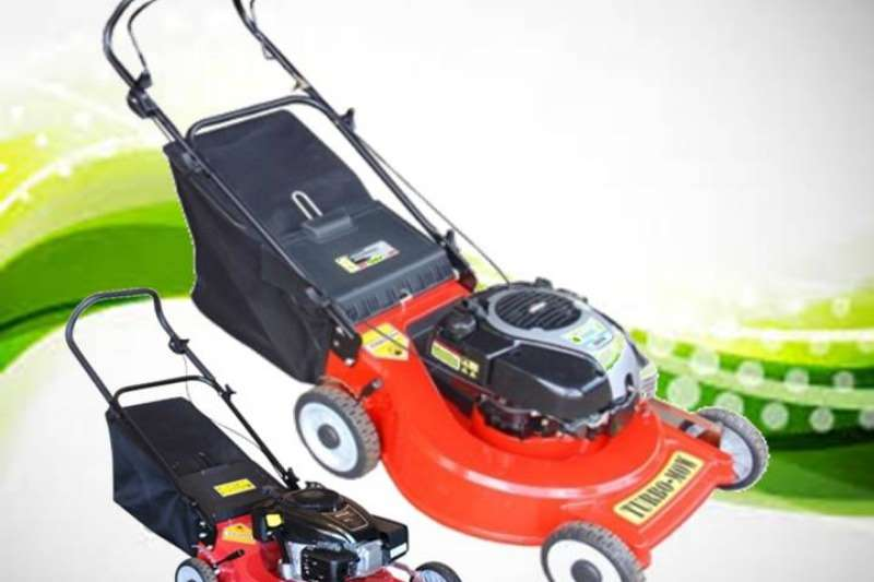 TURBOMOW LAWNMOWERS Lawn equipment