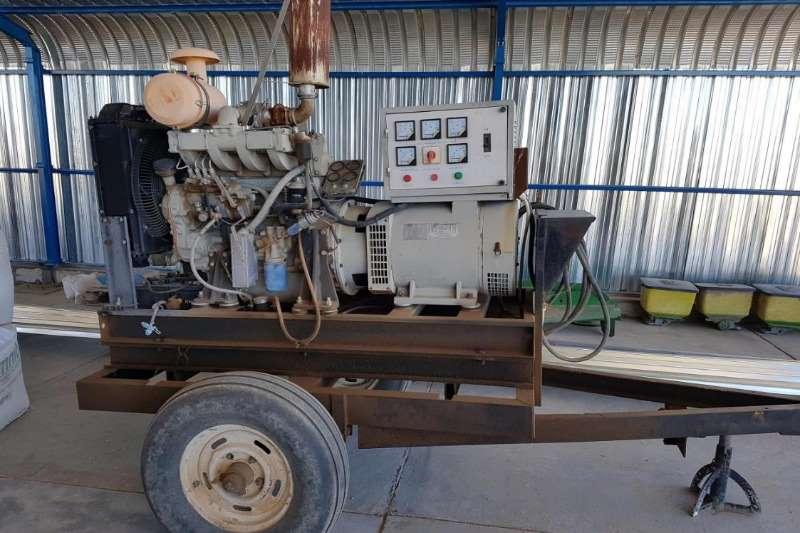 40 kw krag opwekker Machinery