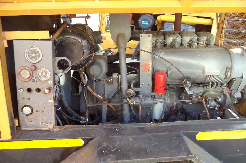 Atlas Copco Compressor Machinery