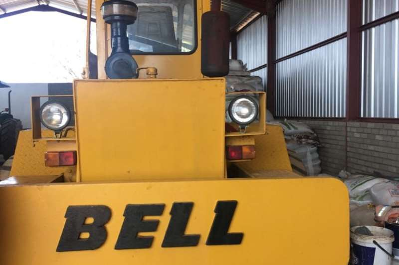 Bell Bell Front end loader Machinery