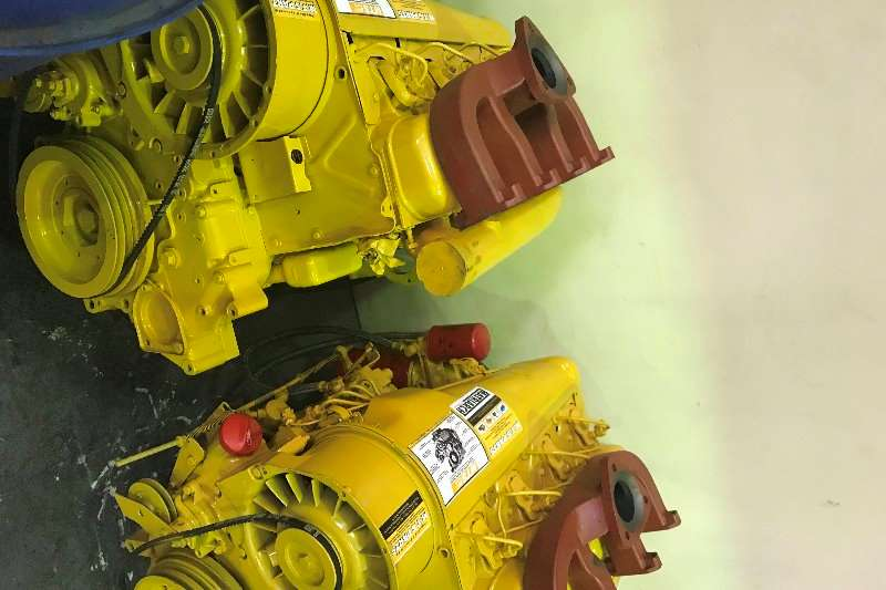 Bell Deutz F3/4L912 service exchange engines Machinery