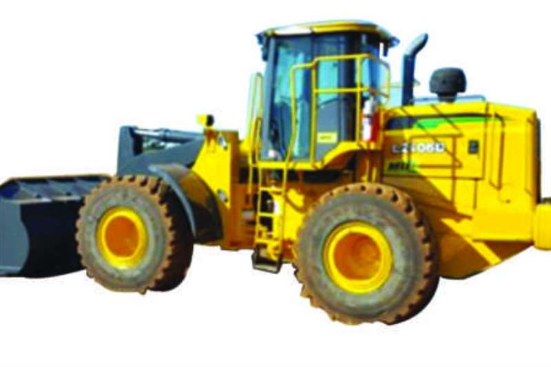 Bell L2106D Loader Machinery