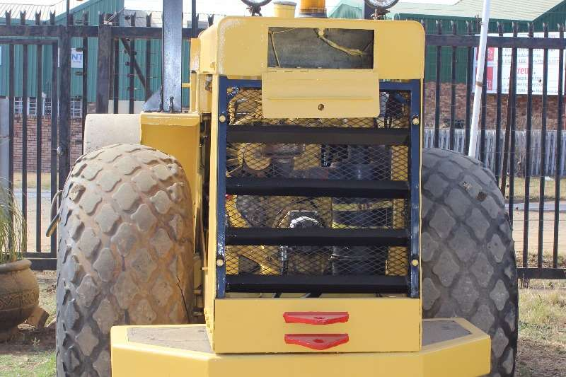 Bomag Roller Machinery