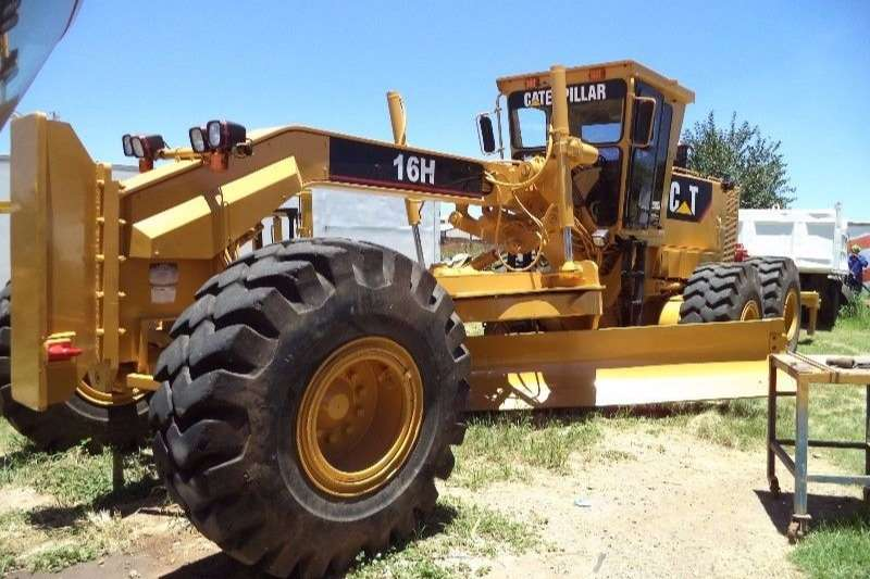 CAT CAT 16H Grader Machinery