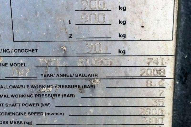 Ingersoll Rand INGERSOLL RAND 7-41 Machinery