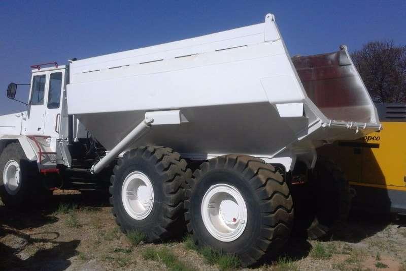 Terex Terex Dumper truck 30 Ton Machinery