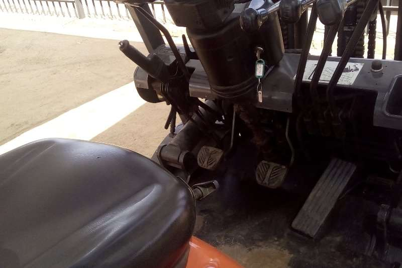 Toyota 2,5 ton Forklift Machinery