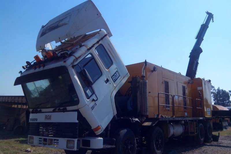Volvo Dubbleas Truck Machinery