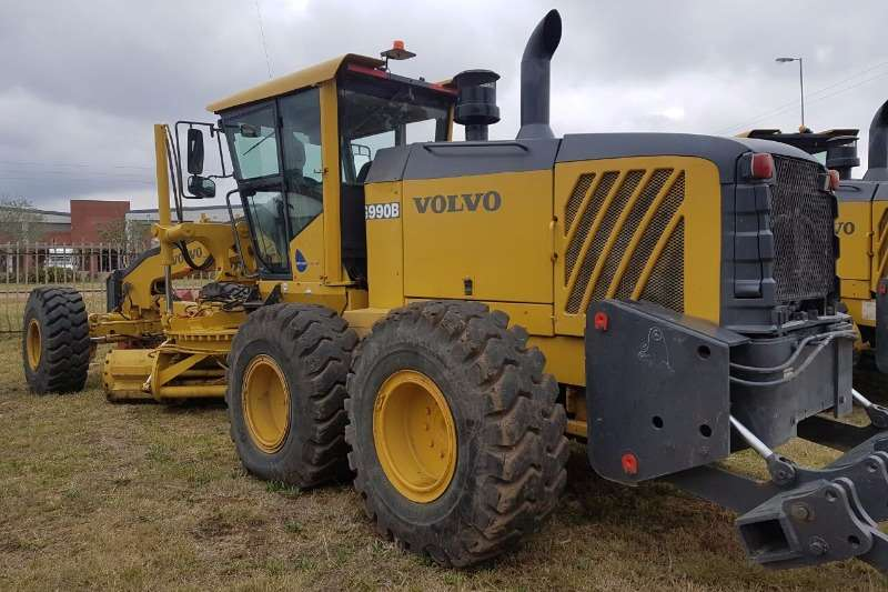 Volvo G990B Grader Machinery