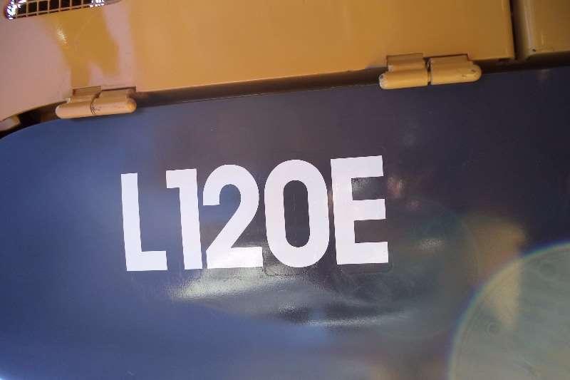 Volvo L120 E Front Loader Machinery