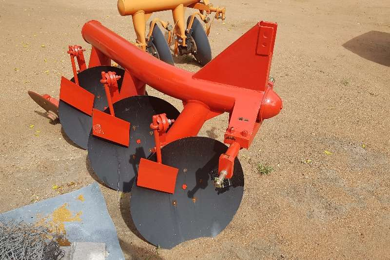 Other 3 Disc Plough