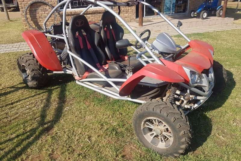 4 x 4 Buggy 500cc Other